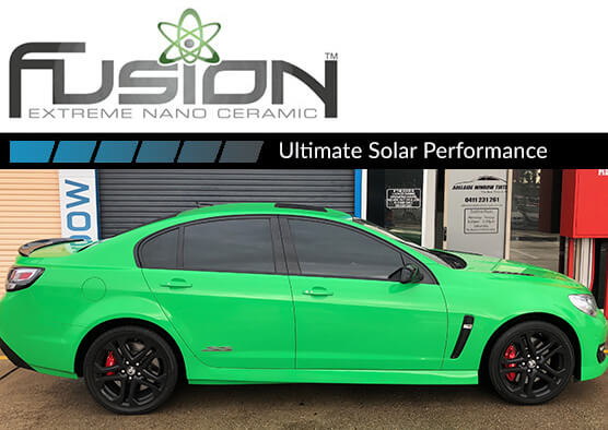Fusion Car Window Tinting Film